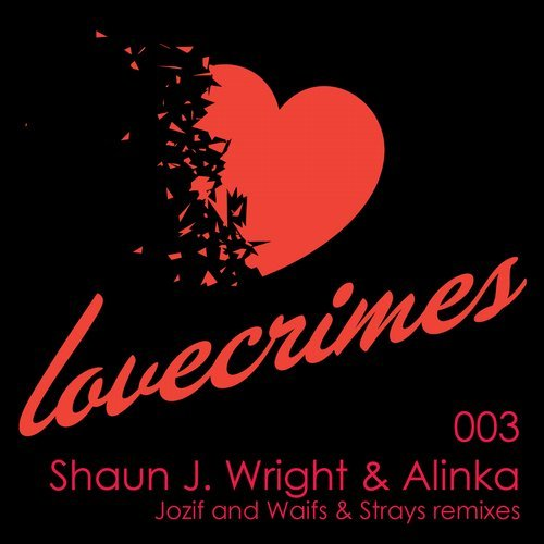 Shaun J. Wright and Alinka – Greed EP [LC003D]