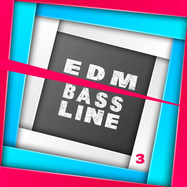 Shockwave EDM Bassline Vol.3 ACID WAV MIDI-DISCOVER