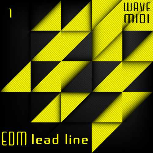 Shockwave EDM Lead Line Vol.1 ACID WAV MIDI-DISCOVER