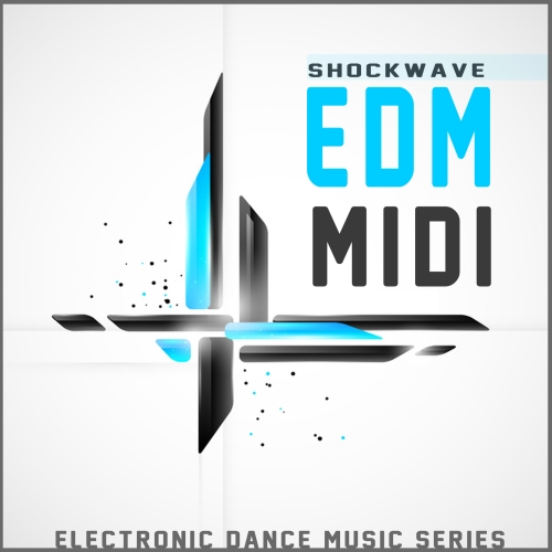 Shockwave EDM MIDI Vol.1 ACID WAV MIDI-DISCOVER