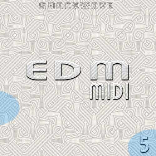 Shockwave EDM MIDI Vol.5 ACID WAV MIDI-DISCOVER