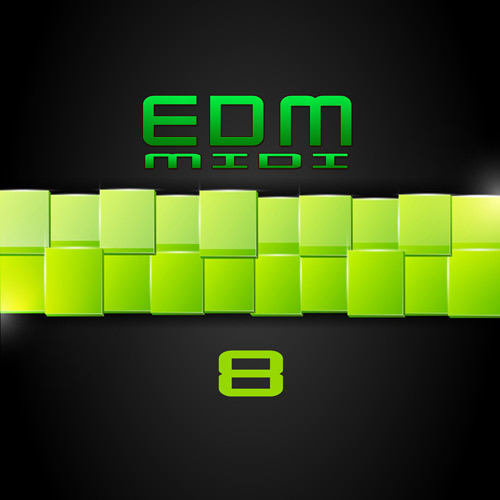 Shockwave EDM MIDI Vol.8 ACID WAV MIDI-DISCOVER