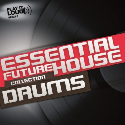 Shockwave Essential Future House Collection Drums