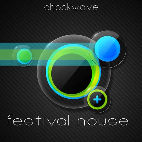 Shockwave Festival House Vol.1 ACID WAV MIDI-DISCOVER