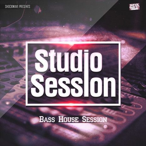 Shockwave Studio Session Bass House Session WAV MiDi