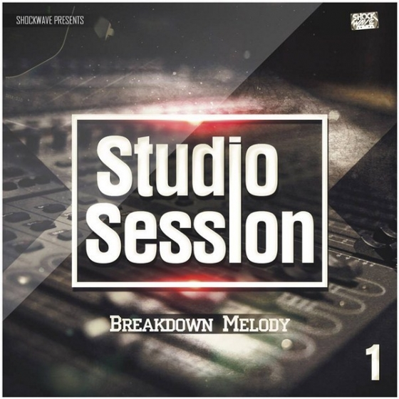 Shockwave Studio Session Vol 1 Breakdown WAV MIDI