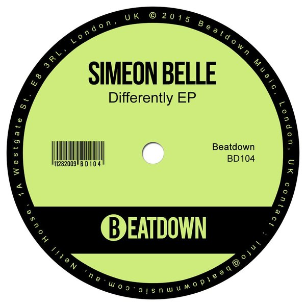 Simeon Belle, Veronika Rose - Differently [BD104]