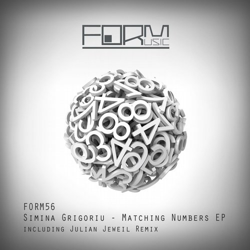 Simina Grigoriu - Matching Numbers Ep [FORM56]