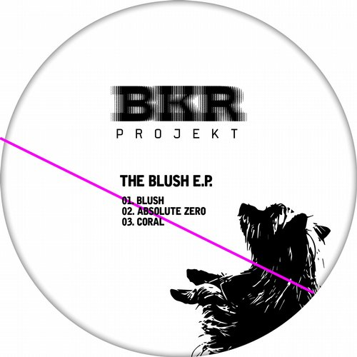 Simon Baker & BKR Projekt – The Blush EP [BKR003DIG]