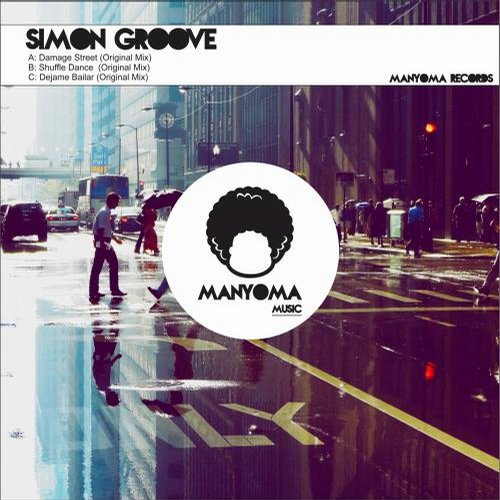Simon weiss 2 48 ep vd23 for Groove house music