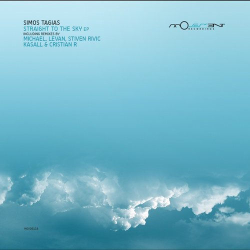 Simos Tagias – Straight To The Sky / Wasted Dreams [MOVD 0118]