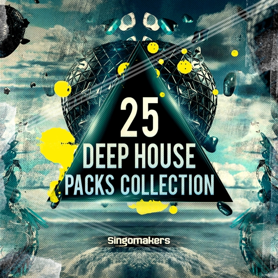 Singomakers 25 Deep House Packs Collection MULTiFORMAT