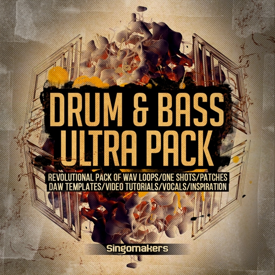 Singomakers Drum and Bass Ultra Pack MULTiFORMAT