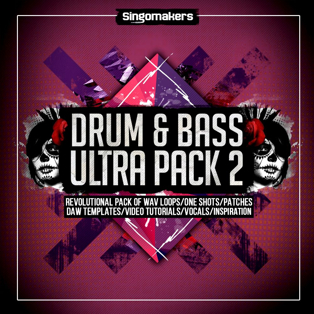 Singomakers Drum and Bass Ultra Pack Vol.2 MULTiFORMAT