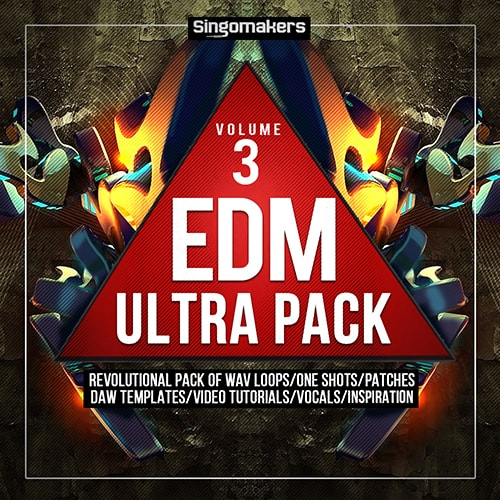 Singomakers EDM Ultra Pack 3 MULTiFORMAT