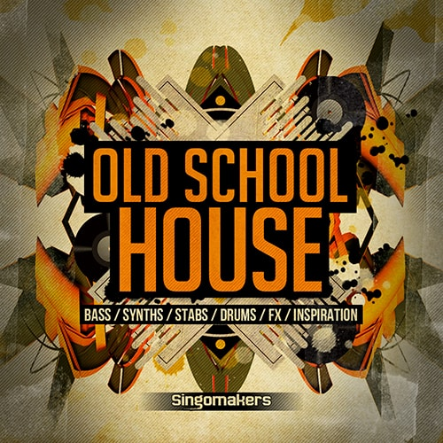 Singomakers old school house multiformat for Old deep house