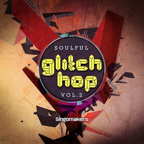 Singomakers Soulful Glitch Hop Vol.2 WAV MiDi REX2