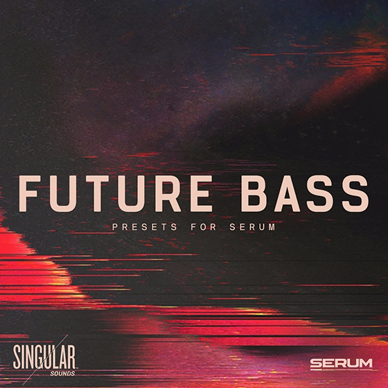 Singular Sounds Future Bass for Serum