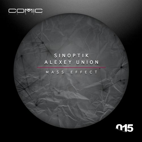 Sinoptik, Alexey Union - Mass Effect [COMIC015]