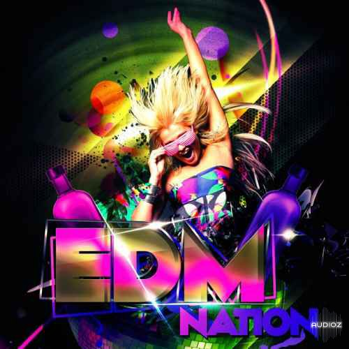 Sizzle Music EDM Nation ACID WAV MiDi-MAGNETRiXX