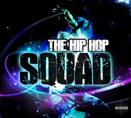 Sizzle Music The Hip Hop Squad ACID WAV MiDi-MAGNETRiXX