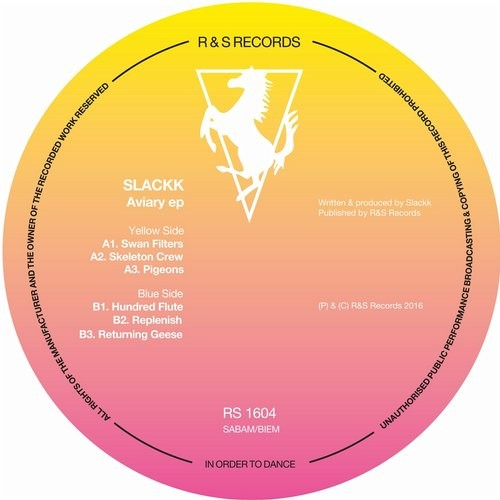 Slackk – Aviary EP [RS1604D]