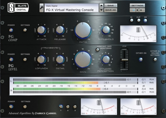 Slate Digital FG-X v1.4.0 WIN VST-AudioUTOPiA