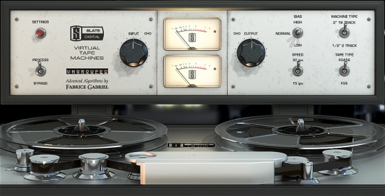 Slate Digital Virtual Tape Machines v1.1.9.9 WIN VST-AudioUTOPiA