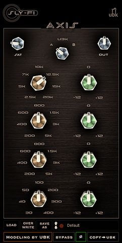 Sly-Fi Digital Axis EQ v1.0.3 WIN-AudioUTOPiA