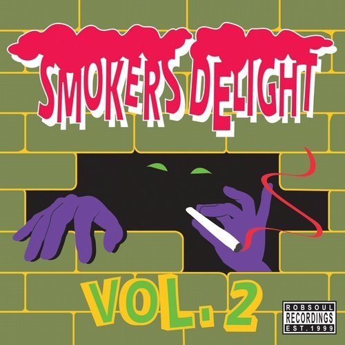 Smokers Delight Vol 2 [RBCD48]