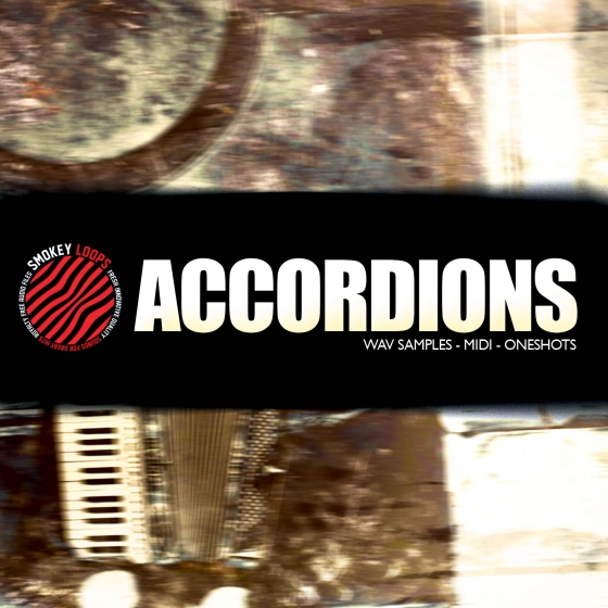 Smokey Loops Accordions WAV MiDi