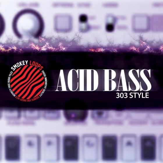 Smokey Loops Acid Bass WAV