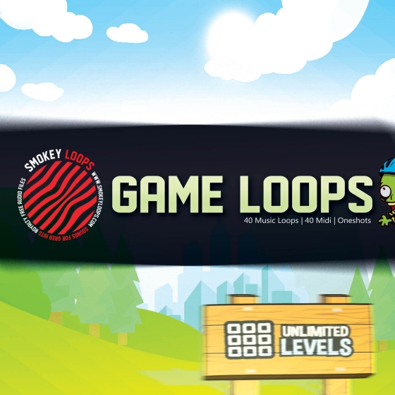 Smokey Loops Game Loops WAV MiDi