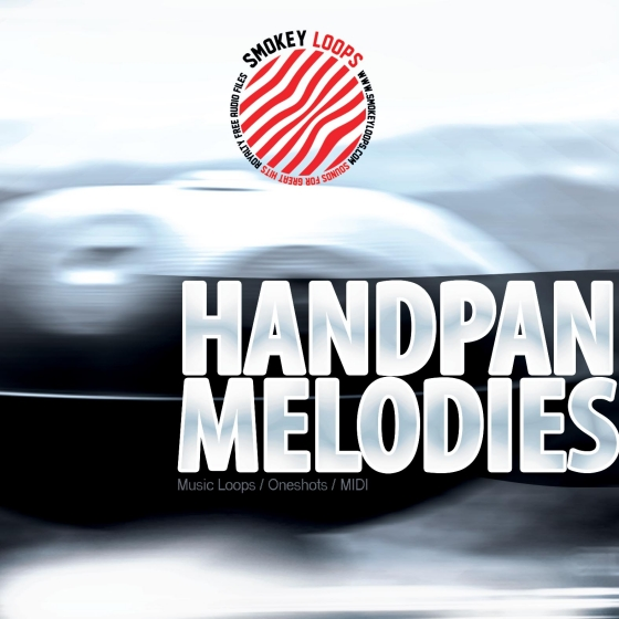 Smokey Loops Handpan Melodies WAV MiDi
