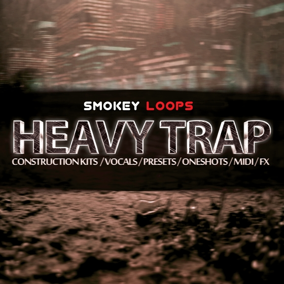 Smokey Loops Heavy Trap WAV MiDi SPF
