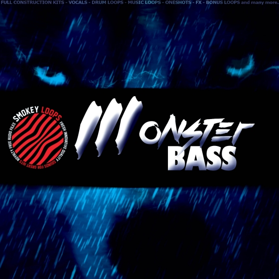 Smokey Loops Monster Bass WAV