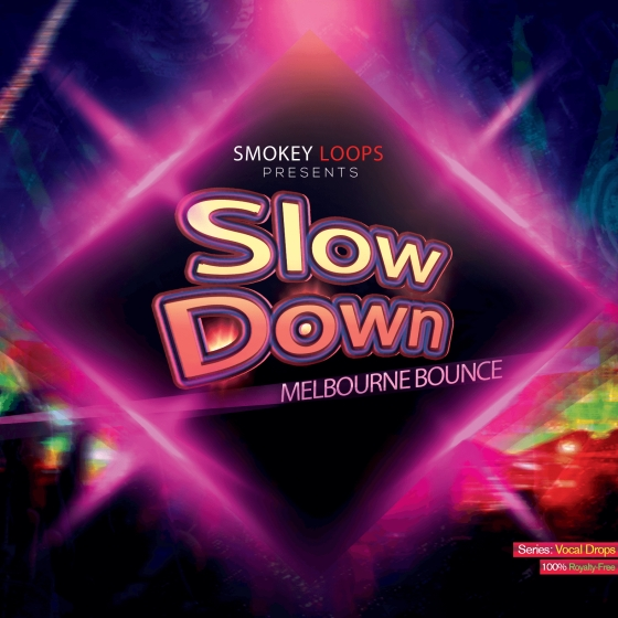 Smokey Loops Slow Down Bounce WAV MiDi