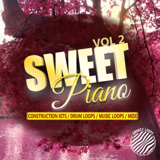 Smokey Loops Sweet Piano 2 WAV MiDi