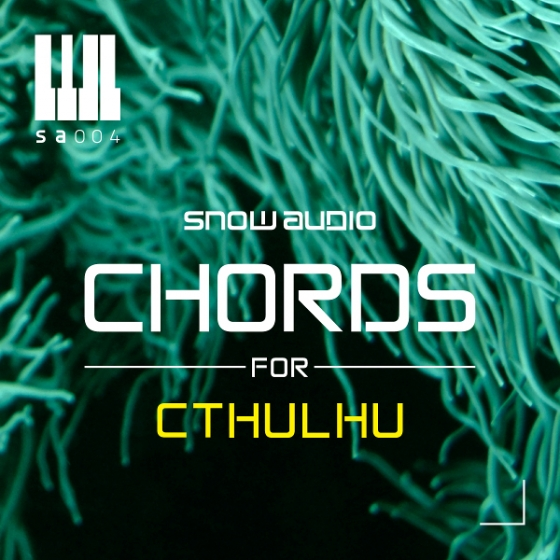 Snow Audio Chords for Cthulhu FXP