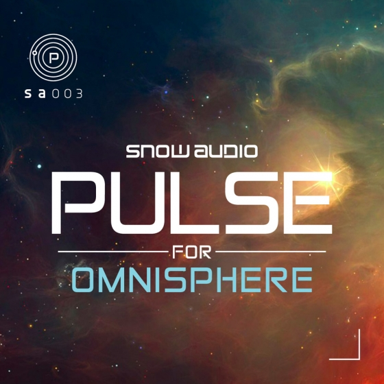 Snow Audio PULSE for Omnisphere OMN