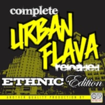 So Effective Complete Urban Flava Reloaded Ethnic Edition ACID WAV-MAGNETRiXX