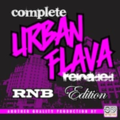 So Effective Complete Urban Flava Reloaded RnB Edition ACID WAV-MAGNETRiXX