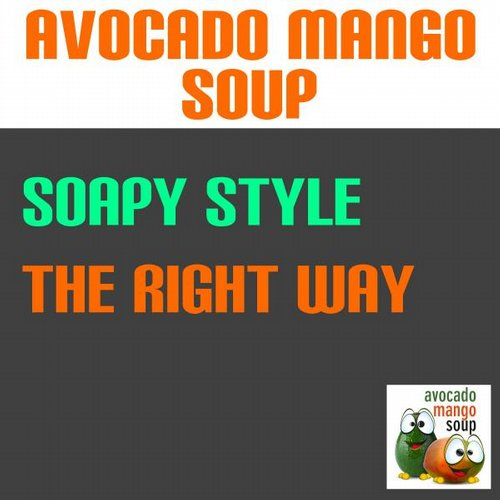Soapy Style - The Right Way [7640168990565]