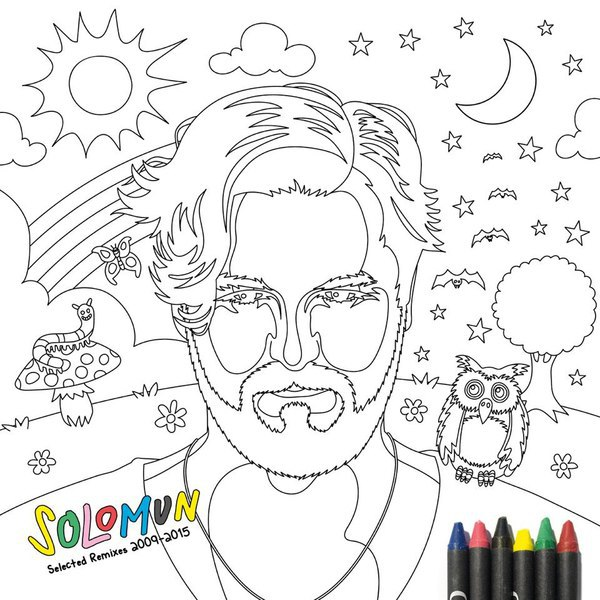 Solomun – Selected Remixes 2009 – 2015 DIYNAMICCD15]