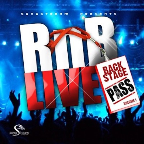 Song Stream R&B Live Back Stage Pass WAV MIDI FLP-KRock