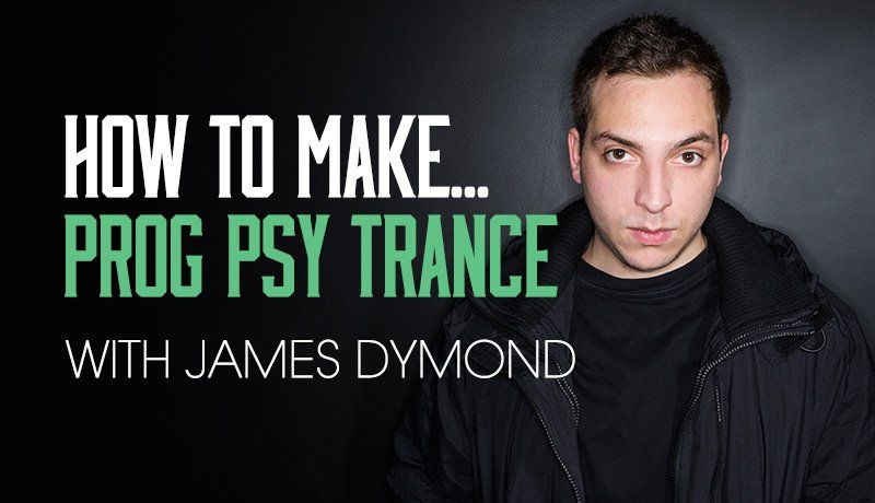 Sonic Academy How To Make Progressive Psy Trance With James Dymond TUTORiAL