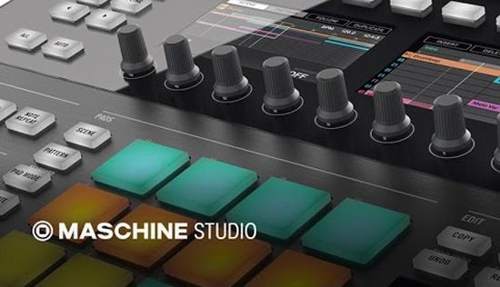 Sonic Academy How To Use Maschine Studio with Kirk Degiorgio TUTORiAL