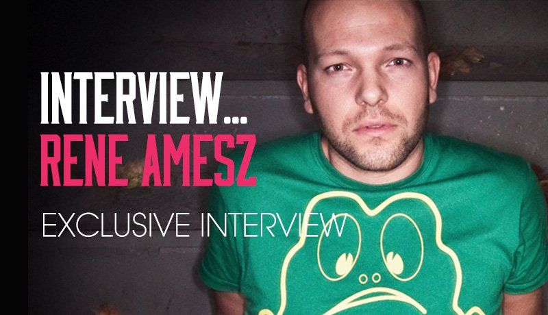 Sonic Academy Sonic Feature Rene Amesz Interview TUTORiAL