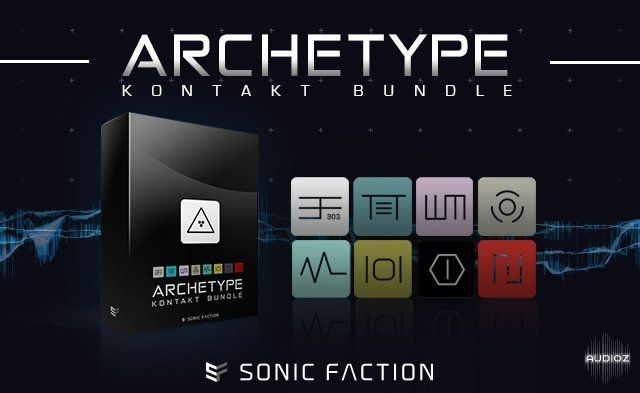 Sonic Faction ARCHETYPE KONTAKT MERRY XMAS-SYNTHiC4TE