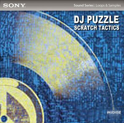 Sonic Foundry DJ Puzzle Scratch Tactics ACID-EATiSO